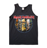 Camiseta de Tirantes Iron Maiden de mujer Evolution