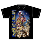 Camiseta Iron Maiden Somewhere Back in Time
