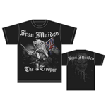 Camiseta Iron Maiden Sketched Trooper
