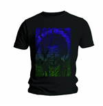 Camiseta Jimi Hendrix Swirly Text