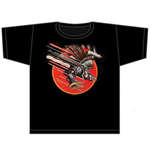 Camiseta Judas Priest Screaming for Vengeance