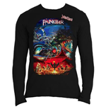 Camiseta manga larga Judas Priest Painkiller