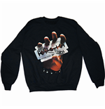 Sudadera Judas Priest Steel