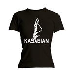 Camiseta Kasabian Ultra Black
