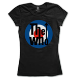 Camiseta The Who de mujer Target Classic