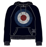 Sudadera The Who Target Distressed