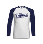 Camiseta The Vamps Simpson de mujer