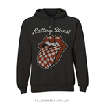 Sudadera The Rolling Stones Checker Tongue