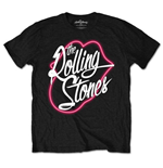 Camiseta The Rolling Stones Neon Lips