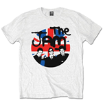 Camiseta The Jam Union Jack Circle