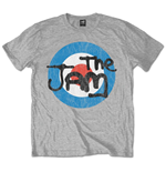 Camiseta The Jam Vintage Logo