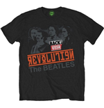 Camiseta Beatles Revolution - Back in the USSR