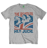 Camiseta Beatlesc Windswept/Hey Jude