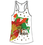 Camiseta de tirantes Beatles Lucy in the Sky