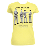 Camiseta Beatles de chica You Can't Do That