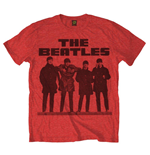Camiseta Beatles Long Tall