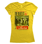 Camiseta Beatles de chica Star Club, Hamburg