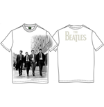Camiseta Beatles Walking in London