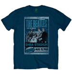 Camiseta Beatles Shea Stadium 1965