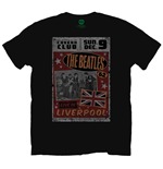 Camiseta Beatles Live in Liverpool