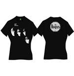 Camiseta Beatles de mujer With the Beatles