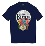 Camiseta Beatles Sgt Pepper & Drum