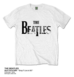 Camiseta Beatles Drop T Live in DC