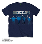 Camiseta Beatles Help!