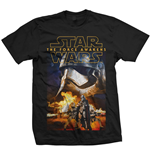 Camiseta Star Wars Episode VII Phasma & Troopers