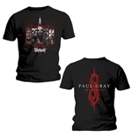 Camiseta Slipknot Paul Grey