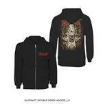 Sudadera Slipknot Skull Teeth