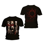 Camiseta Slipknot Mezzotint Decay