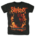 Camiseta Slipknot Antennas to Hell