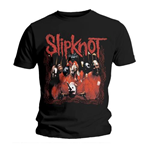 Camiseta Slipknot Band Frame