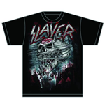 Camiseta Slayer Demon Storm