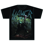 Camiseta Slayer Soldier Cross