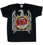 Camiseta Slayer de niño Silver Eagle