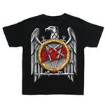 Camiseta Slayer de bebé Silver Eagle