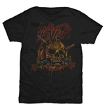 Camiseta Slayer Skull Pumpkin