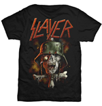 Camiseta Slayer Soldier Cross 'V.2'