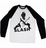 Camiseta Slash Snow Blind