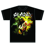 Camiseta Slash Flames