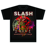 Camiseta Slash Apocalyptic Love