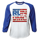 Camiseta manga larga Run DMC Americana