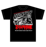 Camiseta Rob Zombie Zombie Crash