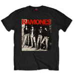 Camiseta Ramones Rocket to Russia