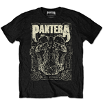 Camiseta Pantera 101 Proof Skull