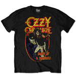 Camiseta Ozzy Osbourne Diary of a mad man