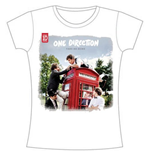 Camiseta One Direction de mujer Take me Home- Rough Edges