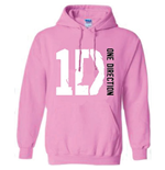 Sudadera One Direction Logo